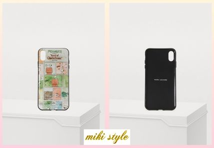 pretty nice c64e1 46513 【Marc Jacobs】 iphone xs max case