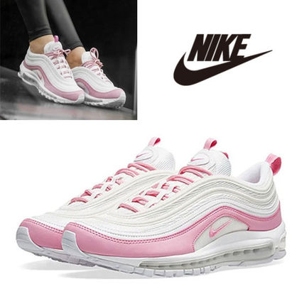 Nike(ナイキ)★新作★AIR MAX 97 ESSENTIAL★WHITE/PSYCHIC PINK