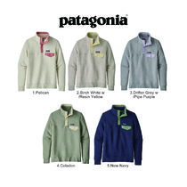 【Patagonia】Women's Organic Cotton Quilt Snap-T Pullover