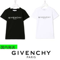 《GIVENCHY》送関込 素敵なロゴプリントジャージーTシャツ