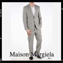 国内発送【Maison Margiela】Wool Blend Single Breasted Suit
