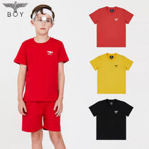 BOYLONDON【ボーイロンドン】Kid's small logo T-shirt 3color