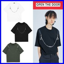 [OPEN THE DOOR]  chain round 1/2 T (3 color)  /追跡付