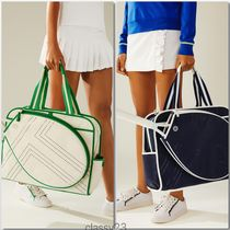 Tory Sport CONVERTIBLE PERFORATED-T TENNIS TOTE
