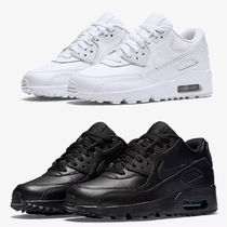 Nike Air Max 90 Leather 22.5-25cm キッズ レディース ナイキ