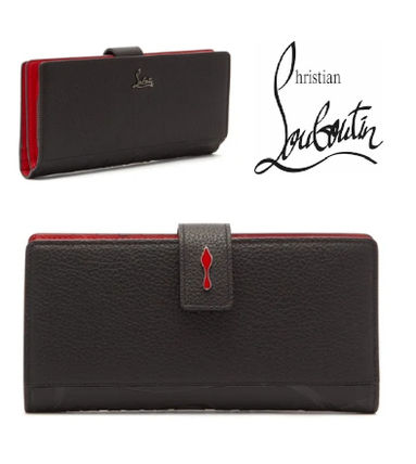 CHRISTIAN LOUBOUTIN  Paloma continental leather wallet
