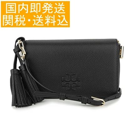 Tory Burch Thea Mini Bag タッセル付き