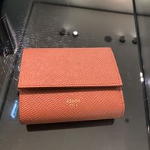 【CELINE】 2019/20AW新作 SMALL TRIFOLD WALLET (テラコッタ)