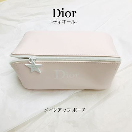 Dior メイクポーチ 大活躍*Dior/メイクアップポーチ