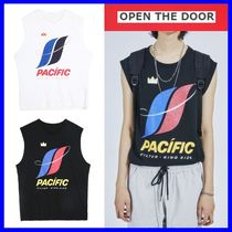 [OPEN THE DOOR]  PACIFIC sleeveless (2 color)  /追跡付