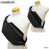 COTE & CIEL(コートエシェル) バッグ・カバンその他 cote&ciel Isarau バッグ[Coated Canvas Obsidian][28395 28623]