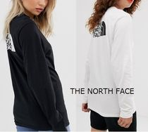 The North Face Easy long sleeve t-shirt 【送料・関税込】
