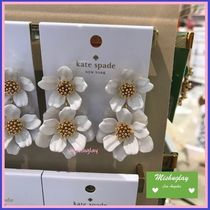 【kate spade】復刻★floral mosaic drop earrings★ピアス