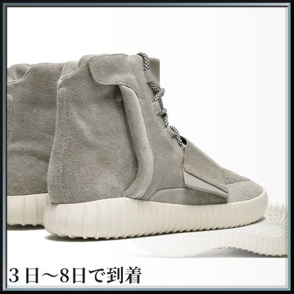 uk availability 589c1 21086 関税込◆ Grey Adidas X Yeezy 750 Boost high-top sneakers