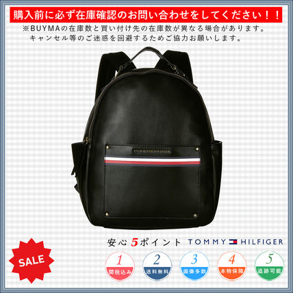Tommy Hilfiger バックパック・リュック 【トミー ヒルフィガー】日本未発売★送料無料★バックパック
