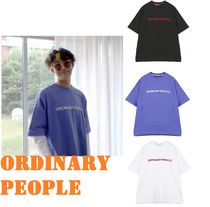 ORDINARY PEOPLE(オーディナリーピープル) Tシャツ・カットソー ★ORDINARY PEOPLE★BTS着用ORDINARY CUTTING DETAIL