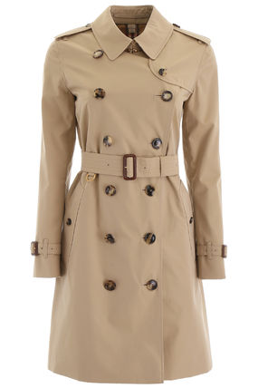 Burberry トレンチコート Burberry kensington midi raincoat(2)