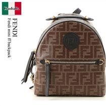 FENDI Mini FF Backpack