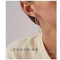 【JENNY BIRD】19SS〇ICON HOOPS - LONG〇2色