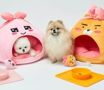 韓国発【KAKAO FRIENDS】FACE PET HOUSE