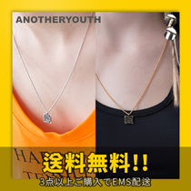 ★ANOTHERYOUTH★ hardware necklace