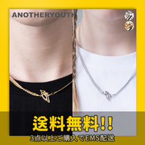 ★ANOTHERYOUTH★ mix chain necklace