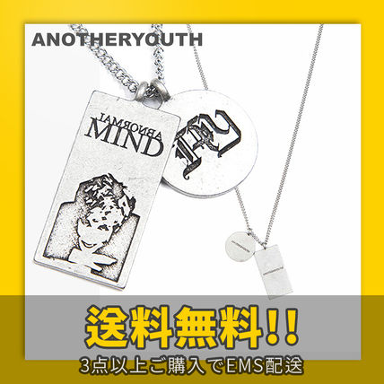 ANOTHERYOUTH ネックレス・チョーカー ★ANOTHERYOUTH★ 2 pendant necklace