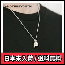 【ANOTHERYOUTH】2 color necklace
