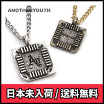 【ANOTHERYOUTH】hardware necklace