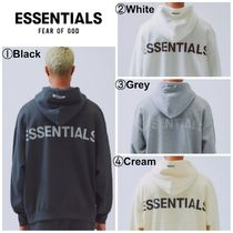 【FEAR OF GOD】☆最新作☆FOG Essentials Pullover Hoodie