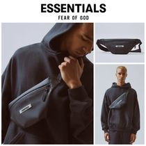 【FEAR OF GOD】☆最新作☆FOG Essentials Waterproof Sling Bag