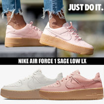 ◆大人気◆NIKE◆AIR FORCE 1 SAGE LOW LX◆日本未入荷◆