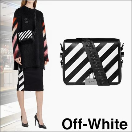 【VIP SALE!】Off-White◆DIAG BINDER CLIP ショルダーバッグ