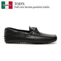 TOD'S(トッズ) ドレスシューズ・革靴・ビジネスシューズ Tod's  New Laccetto Gommino Loafers