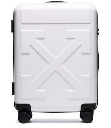 Off-White スーツケース 【関税込】新作◆OFF WHITE ◆QUOTE FOR TRAVEL スーツケース(2)