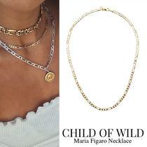 CHILD OF WILD★Maria Figaro Necklace ゴールドチェーン 送料込