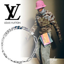 Louis Vuitton 2019FW コリエ・ミックス チェーン ネックレス