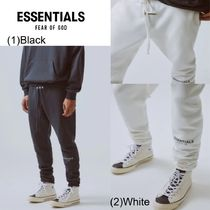【FEAR OF GOD】☆最新作☆FOG  Essentials Sweatpants