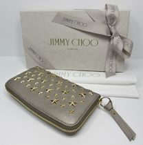 JIMMY CHOO★VIPセール★FILIPA GOLD STARS長財布★即発送可♪