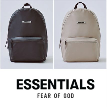 FEAR OF GOD バックパック・リュック 日本未発売!【FEAR OF GOD】Essentials Waterproof Backpack