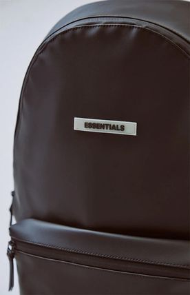 FEAR OF GOD バックパック・リュック 日本未発売!【FEAR OF GOD】Essentials Waterproof Backpack(5)