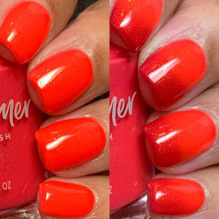 KBShimmer マニキュア KBShimmer☆色が変わるネイル(Just Glow With It)(2)