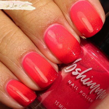 KBShimmer マニキュア KBShimmer☆色が変わるネイル(Just Glow With It)(3)