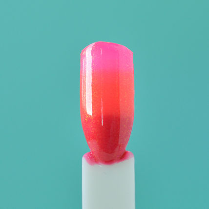 KBShimmer マニキュア KBShimmer☆色が変わるネイル(Just Glow With It)(4)