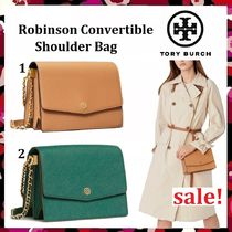 セール 新色 Tory Burch Robinson Convertible Shoulder Bag