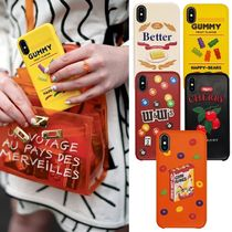 WIGGLE WIGGLE★Embossing Case エンボスレザー iPhoneケース