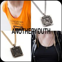 [ ANOTHERYOUTH ] ★韓国大人気★ Hardware Necklace