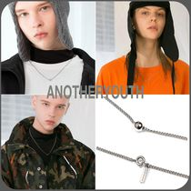 [ ANOTHERYOUTH ] ★韓国大人気★ Bead Pendant Necklace
