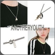 [ ANOTHERYOUTH ] ★韓国大人気★ 2 color necklace