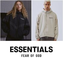 【FEAR OF GOD】Essentials Zip Anorak ジャケット
